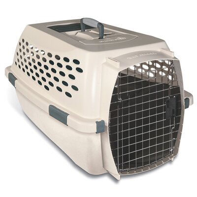 Petmate Kennel Cab Pet Carrier in Tan