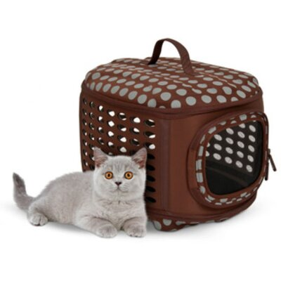 Petmate Curvations Retreat Pet Carrier