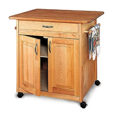 Catskill Craftsmen, Inc. The Big Island Kitchen Cart