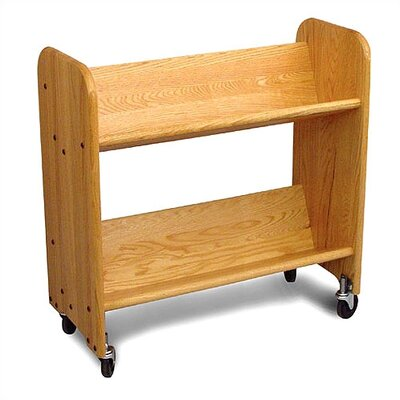 Catskill Craftsmen, Inc. Rol-Rack in Natural Oak