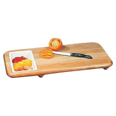 <strong>Catskill Craftsmen, Inc.</strong> Cut N' Catch Over Sink Carver Board with Trays