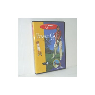 FitBall Power Golf DVD