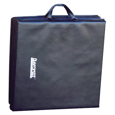 AeroMAT Deluxe Folding Mat in Black