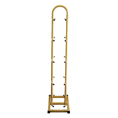 AeroMAT Deluxe 6 Ball Rack in Champagne