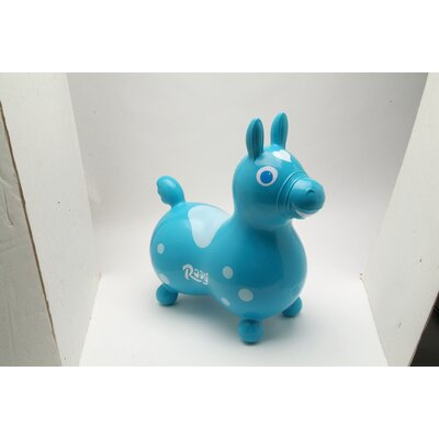 Gymnic Rody Horse in Teal