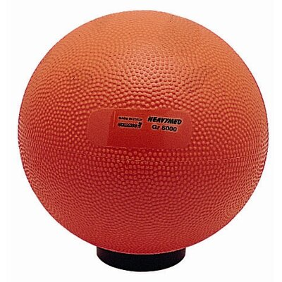 "Gymnic 9"" Heavymed Ball in Orange"