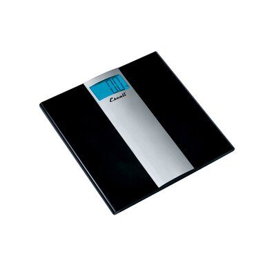 Escali Ultra Thin Bathroom Scale