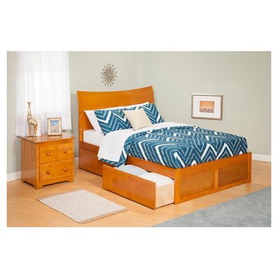 <strong>Atlantic Furniture</strong> Urban Lifestyle Soho Bed with Bed Drawers Set