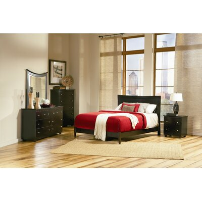 Atlantic Furniture Miami Platform Bedroom Collection