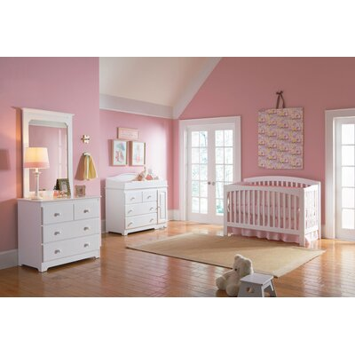 Atlantic Furniture Richmond 4-in-1 Convertible Crib Set
