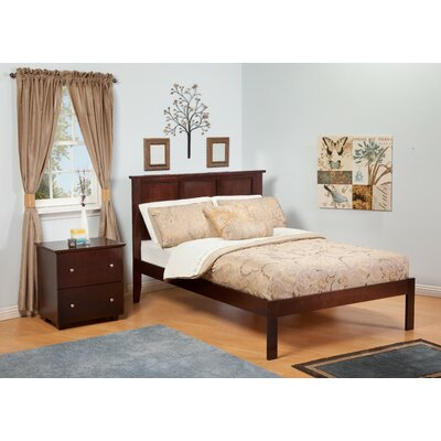 Atlantic Furniture Urban Lifestyle Madison Bed