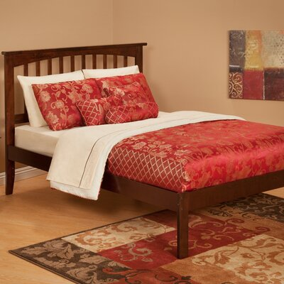 Atlantic Furniture Urban Lifestyle Mission Bed