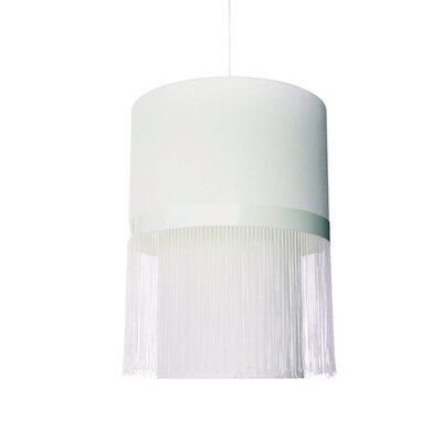 Moooi Fringe Small Pendant in White