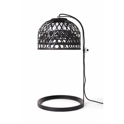 "Moooi Emperor 26.8"" H Table Lamp with Bowl Shade"