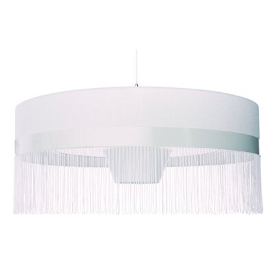 Moooi Fringe Pendant in White