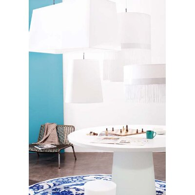 Moooi Long Pendant with Optional Ceiling Cap