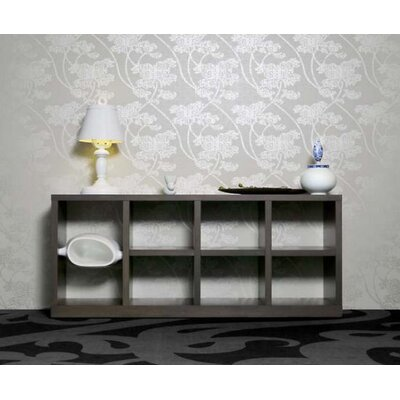 Moooi White Zen Stone Shelf in White
