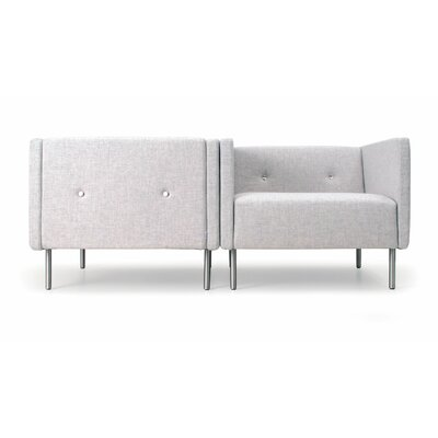 Moooi Bottoni Slim Single Seater Arm Chair
