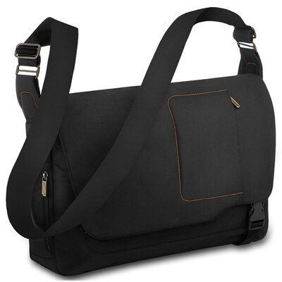 Briggs & Riley Verb Go Messenger Bag in Black