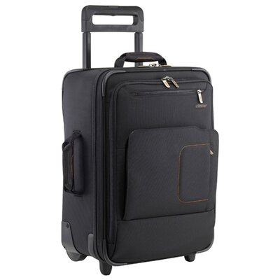 "Briggs & Riley Verb Fuse 20"" Carry-On Computer Upright in Black"