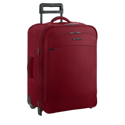 "Briggs & Riley Transcend Series 200 24"" Rolling Expandable Upright"