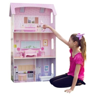 <strong>Teamson Kids</strong> Modern Dollhouse