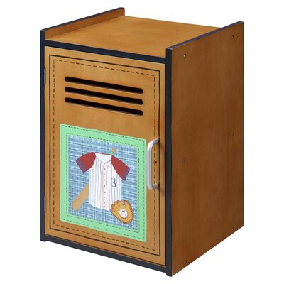 Teamson Kids Sports Small Cabinet