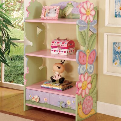 Teamson Kids Magic Garden Book Shelf