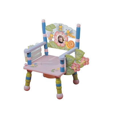 Teamson Kids Potty Music Themed Kid's Novelty Chair