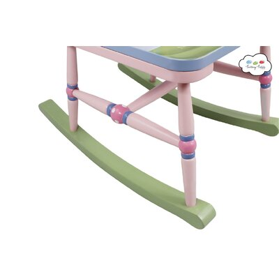 Teamson Kids Magic Garden Kid's Rocking Chair