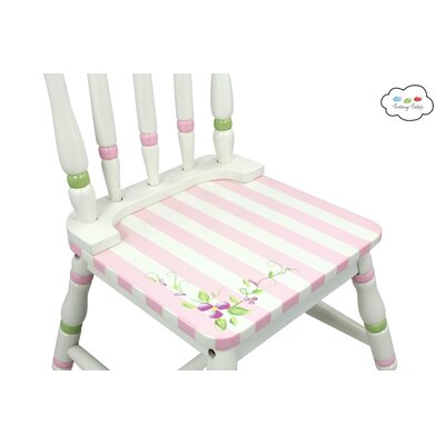 Teamson Kids Bouquet Kids' 3 Piece Table and Chair Set