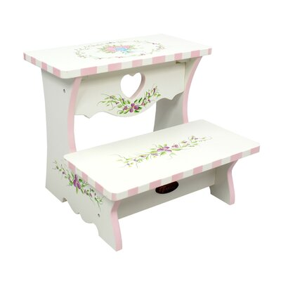 Bouquet 2-Step Step Stool