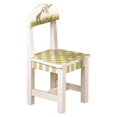 Alphabet Children's Desk Chair (Set of 2)