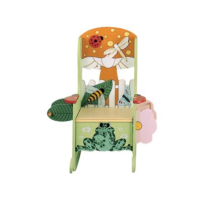 Teamson Kids Potty Bug Themed Potty Kid's Rocking Chair