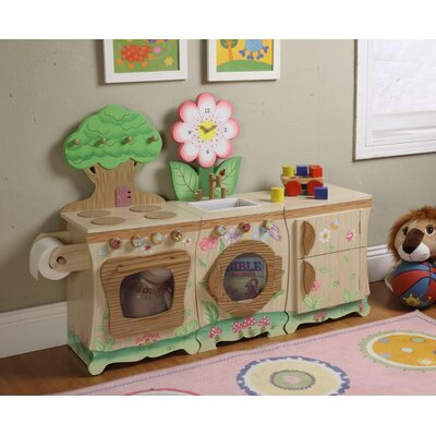 Teamson Kids Forest Kitchen Enchanted Set