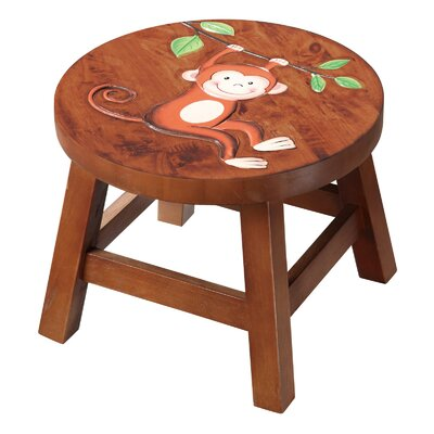 Monkey Kid's Stool