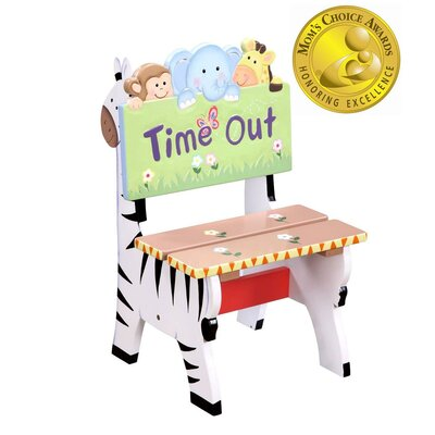 Teamson Kids Sunny Safari Time Out Kid's Desk Chair