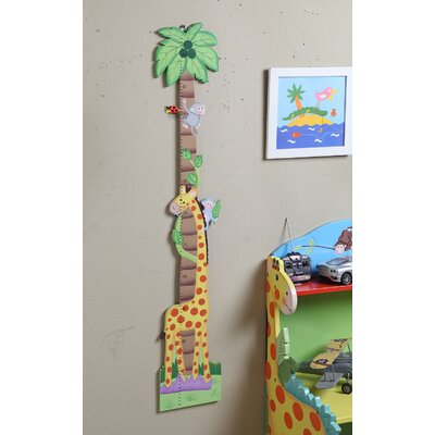 Teamson Kids Sunny Safari Growth Chart