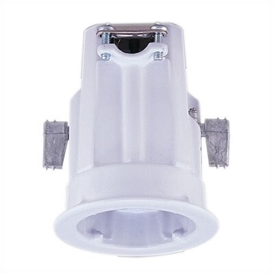 Sea Gull Lighting White Non-IC Recessed Lighting Housing