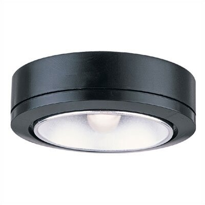 Ambiance LX Track Lighting Disk Light in Black