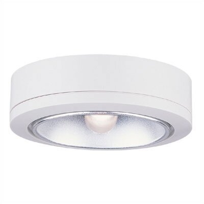 Ambiance LX Track Lighting Disk Light in White
