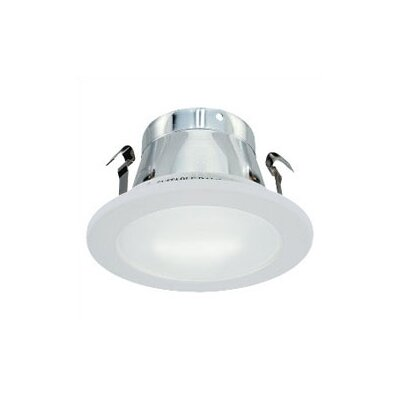 "Sea Gull Lighting 4"" Recessed Trim in Polished Aluminum"