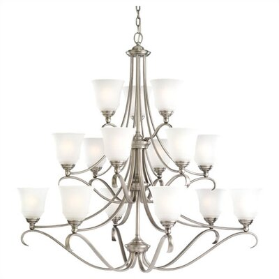 Sea Gull Lighting 15 Light Chandelier
