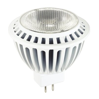 7W White 12-Volt (3000K) LED Light Bulb