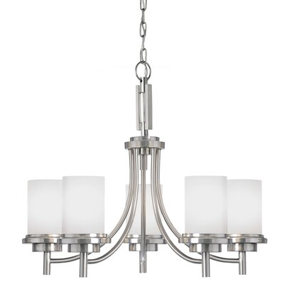 Sea Gull Lighting Winnetka 5 Light Chandelier