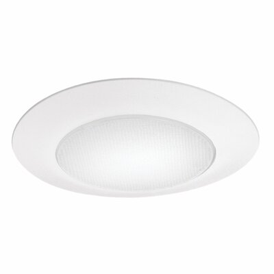 Sea Gull Lighting Recessed Trim in White