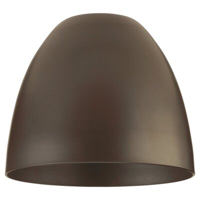 Sea Gull Lighting Mini Dome Metal Shade in Antique Bronze
