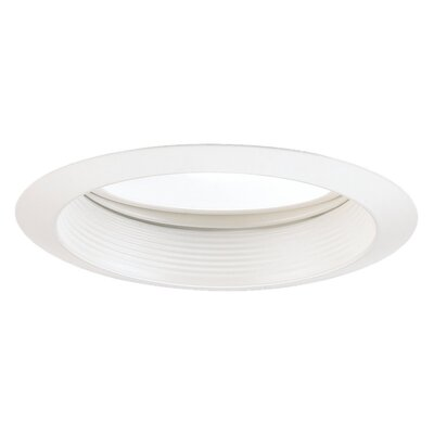 "Sea Gull Lighting 6"" Gimbal Trim in White"
