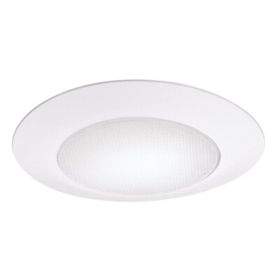Sea Gull Lighting Plastic Recessed Trim