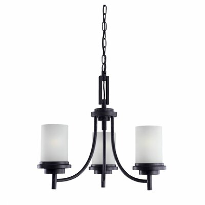 Winnetka 3 Light Mini Chandelier